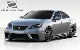 lexus parts hong kong lexus es350 07 09 body kit duraflex am s ebay