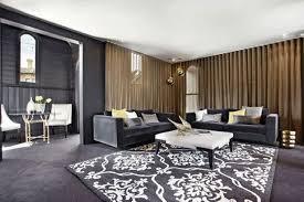rideaux décoration intérieure salon décoration d intérieur salon 135 idées en styles variés