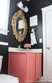 White And Black Bathroom Ideas Colors Best 25 Coral Bathroom Ideas On Pinterest Coral Bathroom Decor