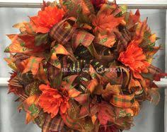 Thanksgiving Deco Mesh Wreaths Pin By Custom Wreaths By Rosemarie On Facebook On Trendy Tree