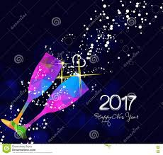 happy new years posters happy new year 2017 greeting card or poster design with colorful