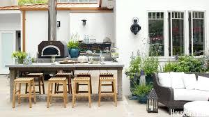 Ideas For Kitchen Designs Backyard Kitchen Designs Modern Outdoor Kitchen Design Ideas