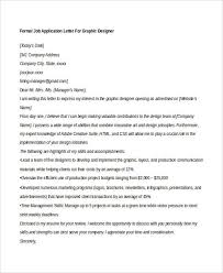 graphic designer application graphic designer cover letter sample