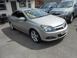 2007 07 vauxhall astra 1 8 i sport twin top 2dr convertible