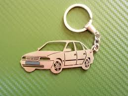 opel old opel old astra key chain car keychain keychain for opel astra