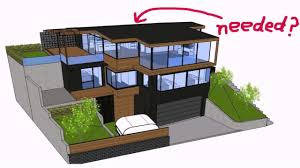 making house plans in sketchup youtube