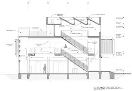 house porch drawing pv14 house m gooden design archdaily