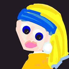 vermeer pearl earrings 455 best transformers from vermeer s girl and pearl earring