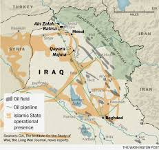 Islamic State Territory Map by Oldephartte In Training 16 Sept Blogs I U0027m Following