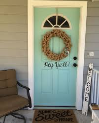 upgrade your curb appeal in one afternoon front door was a