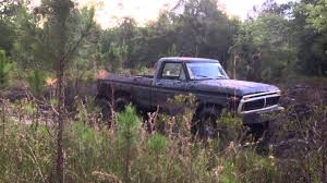 1978 Ford Truck Mudding - mud run 1977 ford f 150 351m 4speed youtube