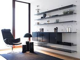 string shelf system black u0026 plexi string shelf shelf system
