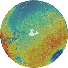 South Carolina how long does it take to travel to mars images Study may help identify areas with and without accessible water jpg