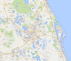 Map Of Orlando Orlando Sunrail Commuter Train Service Begins Dilemma X
