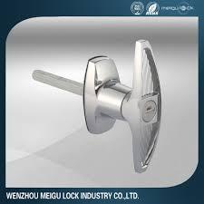 garage door key lock garage door t handle key lock cabinet door swing handle lock