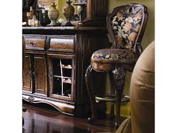Michael Amini Fireplace Michael Amini Oppulente Traditional Swivel Barstool With Ornate