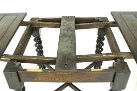 antique draw leaf table antique pub table antique solid oak barley twist kitchen table pub