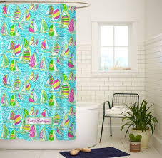 Surfer Shower Curtain 33 Best Bea Shower Curtain Images On Pinterest Modern Shower