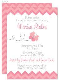How To Design An Invitation Card Pink Baby Shower Invitations Kawaiitheo Com