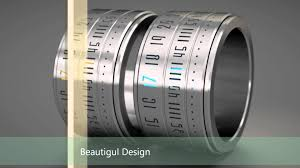 smart ring clock watch digital finger watch design 2015 youtube