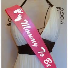 baby shower sash best baby shower sash products on wanelo