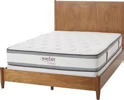 Bed Frame And Mattress Wayfair Sleep Wayfair Sleep 10 5