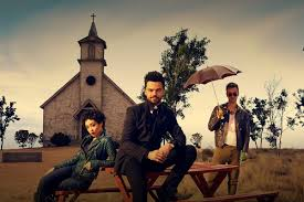 Hit The Floor On Watch Series - the major difference between the preacher comic and the amc show