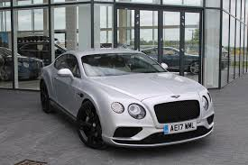 bentley continental gtc used 2017 bentley continental gt gt v8 s mds for sale in