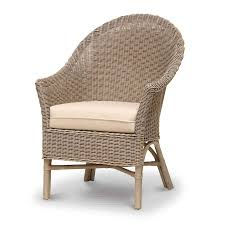 rattan dining chairs palecek braxton culler chairs