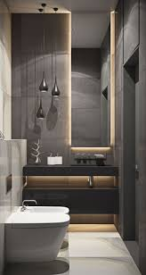 Bathroom Lighting Design Ideas by Best 25 Modern Bathroom Lighting Ideas On Pinterest Modern