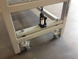 Build A Woodworking Bench Garage Build A Rolling Workbench Small Workbench With Drawers