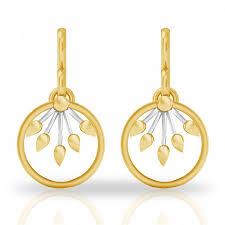 ora earrings alpana ora gold earring jacknjewel