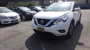 nissan murano trim levels 2015 nissan murano sv feature highlight youtube