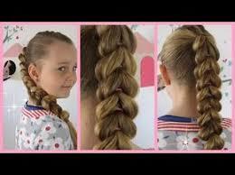 Frisuren Selber Machen Lange Haare Zopf by Doppel Zopf Frisur Flechtfrisur Für Mittel Lange Haare Zum Selber