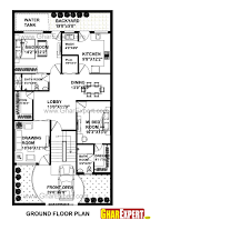 60 sq feet house plan for 31 feet by 60 feet plot plot size 206 square yards