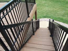 Home Tips Synthetic Decking Trex Railing Home Depot Trex