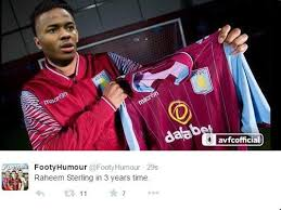 Sterling Meme - the best twitter comments as sterling s 癸49m city switch breaks