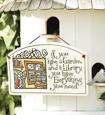Outdoor Decorative Signs 70 Best Signs U0026 Sayings Images On Pinterest Fairies Garden