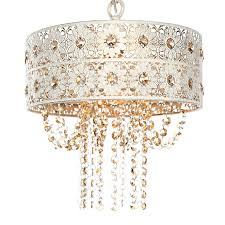 Upside Down Crystal Chandelier House Of Hampton Overton Jeweled Blossoms Crystal Chandelier