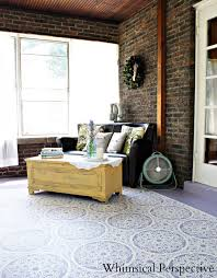 Painted Porch Floor Ideas by Painted Floor Designs Remarkable Home Design