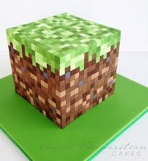 mindcraft cakes minecraft cakes and cupcakes