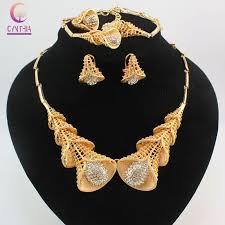 bridal gold sets aliexpress buy fashion dubai jewelry sets bridal gift