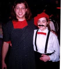 Cross Dressing Halloween Costume 1999 Costume