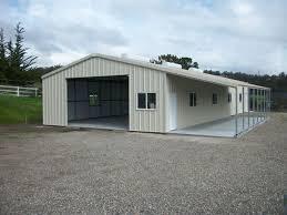 prefab steel buildings with living quarters u2014 prefab homes