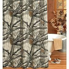 Pink Camo Bathroom Camo Bathroom Decor Mossy Oak Treestand Camo Shower Curtaincamo