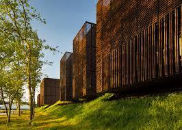 chambre des metiers mont de marsan mont de marsan education centre is made up of wooden boxes