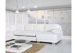 Elegance by Elegance 5 Leather Corner Sofa Beds
