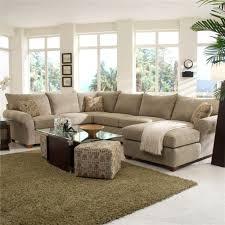 living room design sleeper sofa with chaise lounge modern â