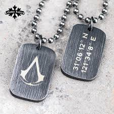 Personalized Dog Tags For Men Compare Prices On Circle Dog Tag Online Shopping Buy Low Price
