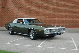 pictures of 1973 dodge charger car of the week 1973 dodge charger se cars weekly